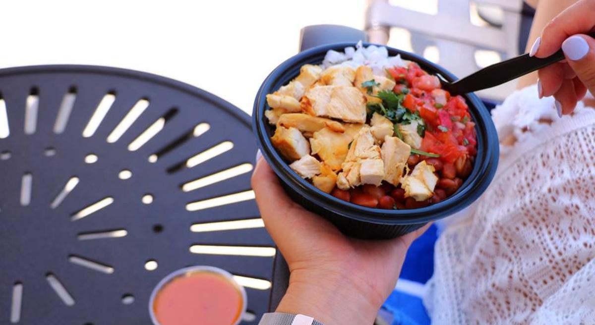 El Pollo Loco bowl