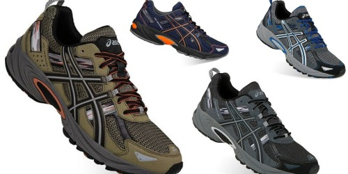Kohl's Cardholders: Men's ASICS Trail Running Shoes Only $34 Shipped (Regularly $65)