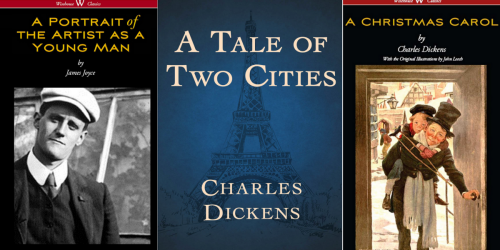 Amazon: FREE Kindle eBooks by Charles Dickens, Beatrix Potter & More ( + 70¢ Audio Books)