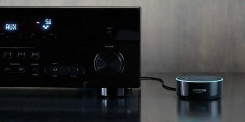 Amazon Echo Dot Just $39.99 Shipped + More