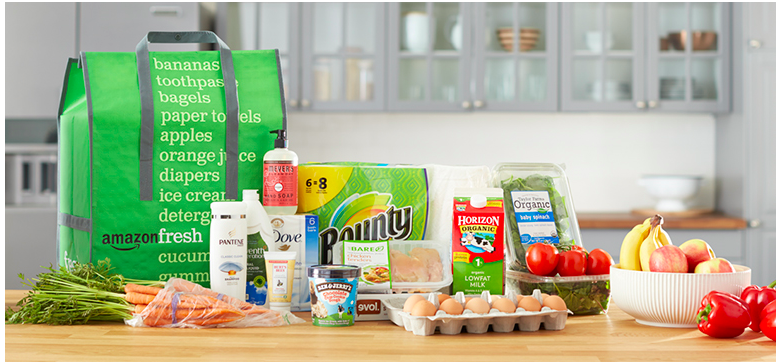 AmazonFresh Deal: Get $30 Off Your First $100+ Purchase of items like eggs, tomatoes, paper towels, and more!