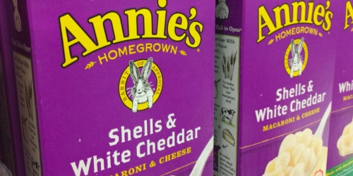 Target Shoppers! Save on Annie's Products Including Mac & Cheese, Graham Snacks & More