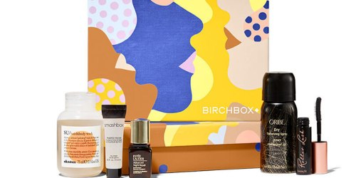Birchbox: TWO Beauty Boxes ONLY $10 Shipped (New Customers)