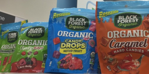 Walgreens: FREE Black Forest Organic AND Mike and Ike Candy After Rewards (Starting 6/25)