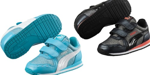 PUMA: Extra 30% Off + Free Shipping = Kid's Sneakers ONLY $13.99 Shipped & More