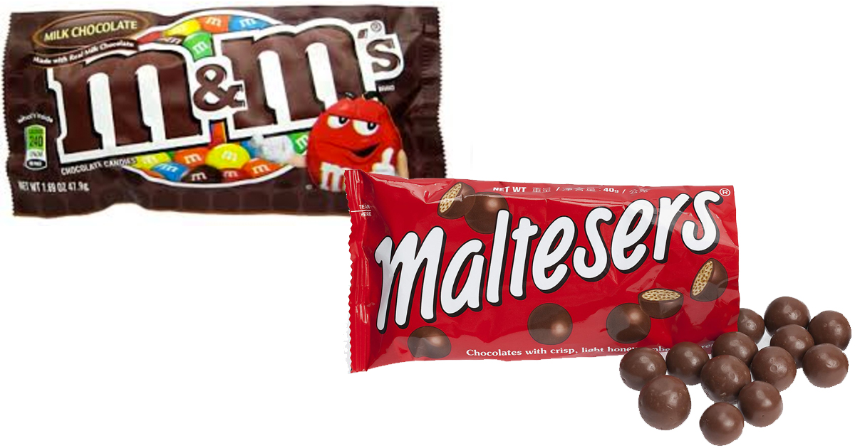 FREE M&M's Or Maltesers Candy At Farm Fresh & Affiliate