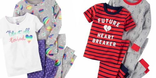 0e2b781d3 JCPenney: Carter's 4-Piece Baby Pajama Sets Just $8.92 Shipped (Regularly  $34+