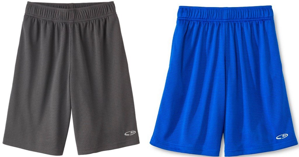 54912af314a2 C9 Champion Boys Mesh Shorts (5 colors)  7.99. Use promo promo code  C9FAMILY Final Cost  5.59!