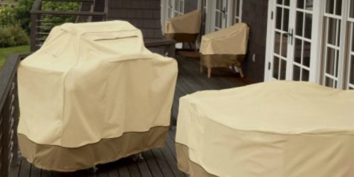 Veranda BBQ Grill Cover Just $18.54 (Awesome Reviews)