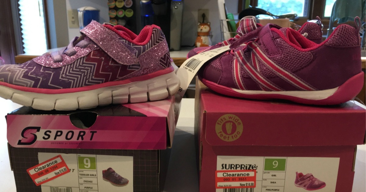 Target Clearance: Up to 50% off Womens & Kids Shoes - Hip2Save