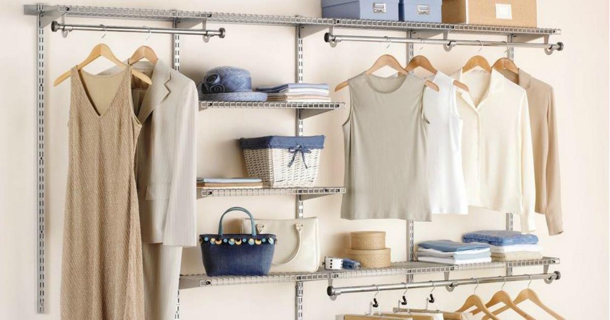 Got A Messy Closet?