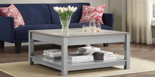 Walmart: Better Homes & Gardens Coffee Table Only $99 Shipped (Great Reviews)