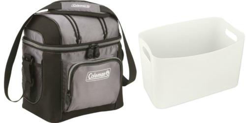 Coleman 9-Can Soft Cooler w/Hard Liner as Low as $8.31 (Regularly $30)