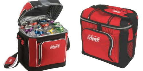 New Price Drop! Amazon: Coleman 16-Can Soft Cooler Only $9.17 (Awesome Reviews)
