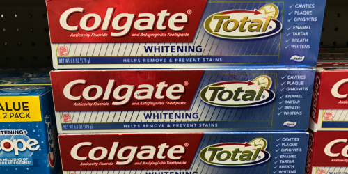 Colgate Toothpaste as Low as 99¢ Shipped After CVS Rewards