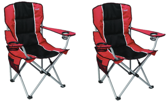 Groovy Sears Craftsman Padded Folding Camping Chair Only 19 99 Beatyapartments Chair Design Images Beatyapartmentscom