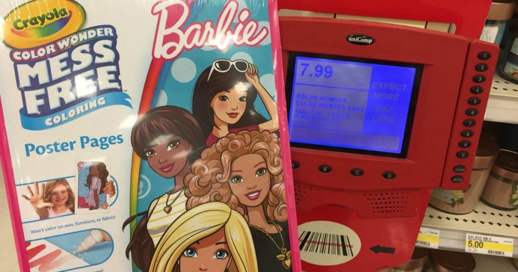 Target: Crayola Color Wonder Coloring Pad & Marker Set Just $5.39 ...