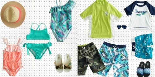 Crazy 8: Boy's & Girl's Swimwear ONLY $8.88 (Regularly $19.88)
