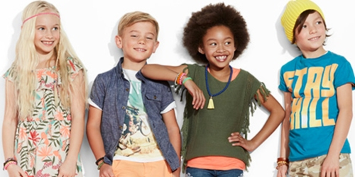 Crazy 8: Free Shipping + Entire Site $9.99 Or Under = Jean Jacket or Peacoat Just $9.99 Shipped