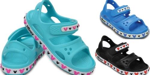 Cute Disney Kids Crocs Only $14.99 (Regularly $34.99) + More