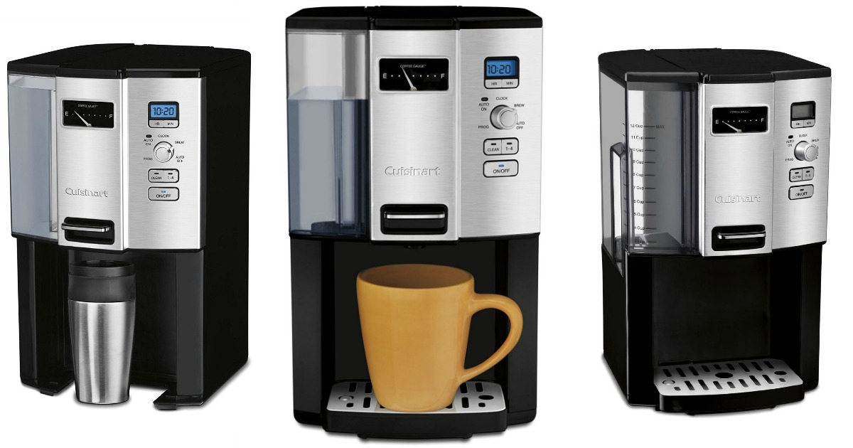 Amazon: Cuisinart Coffee-on-Demand 12-Cup Coffeemaker Only ...