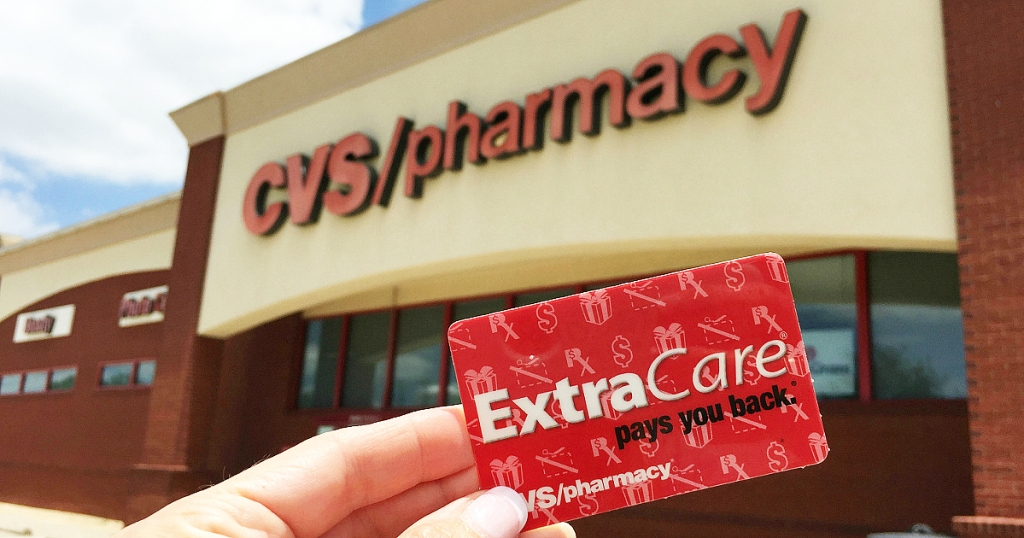 sign up for a CVS ExtraCare Card!