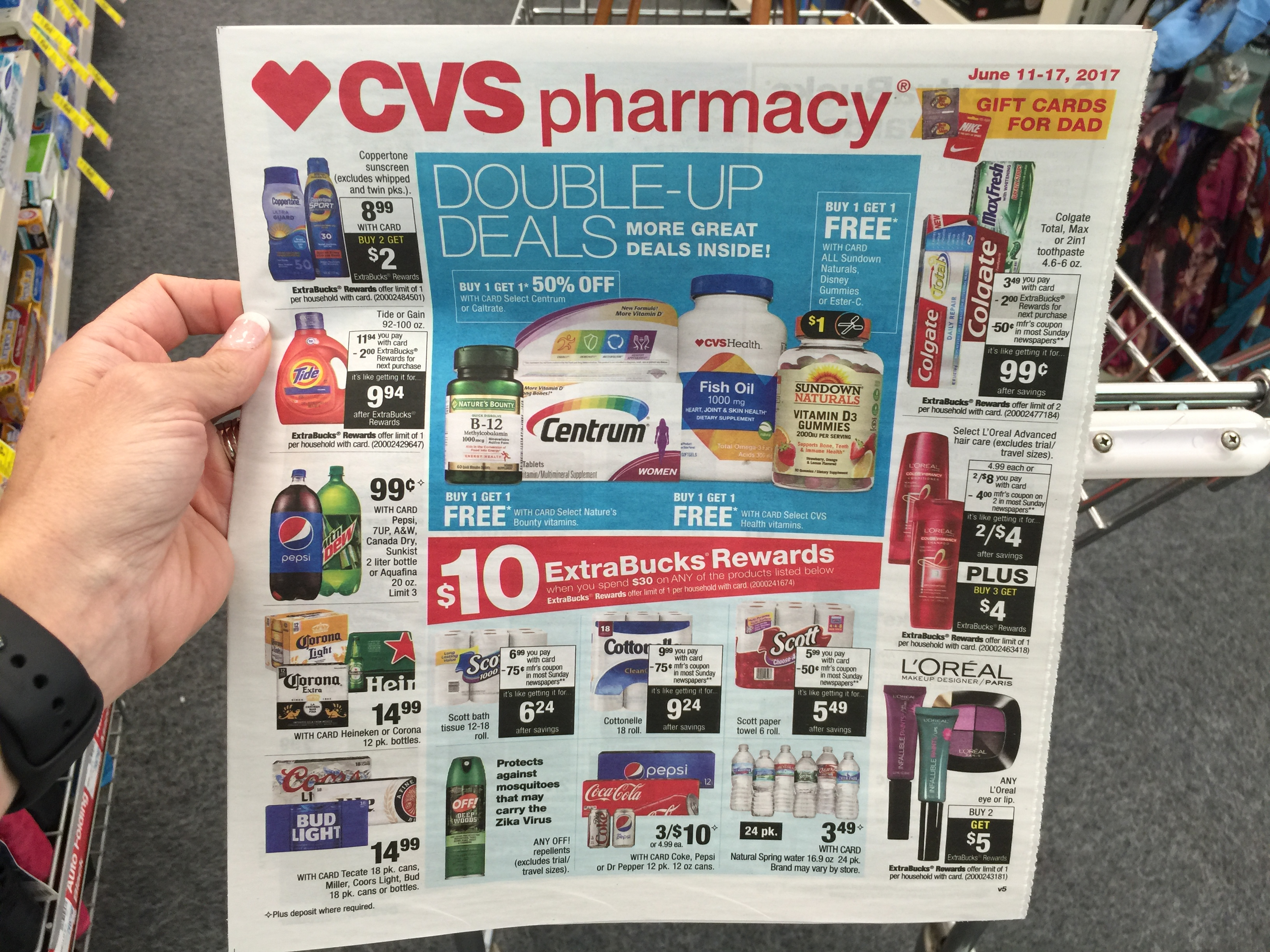 23 money saving tips you may not know about shopping at cvspharmacy – weekly ad