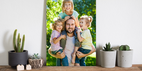 12×18 Photo Canvas Print ONLY $19.99 Shipped