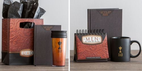 DaySpring: Father's Day Gift Sets Only $10 (Reg. $37)