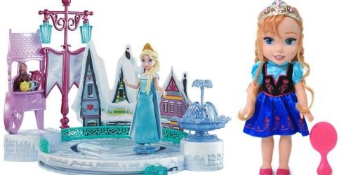 Kohl's Cardholders: Frozen Elsa's Ice Skating Rink Only $4.19 Shipped (Reg. $29.99) + More Deals