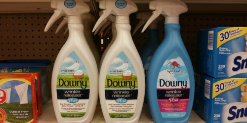 Target Shoppers! Downy Wrinkle Releaser Large Bottles Just $3.99 (Regularly $7.19)
