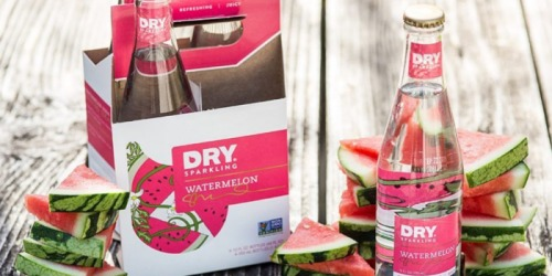 Target Shoppers! 35% Off Dry Sparkling Premium Soda 4-Packs = Just 72¢ Per Bottle