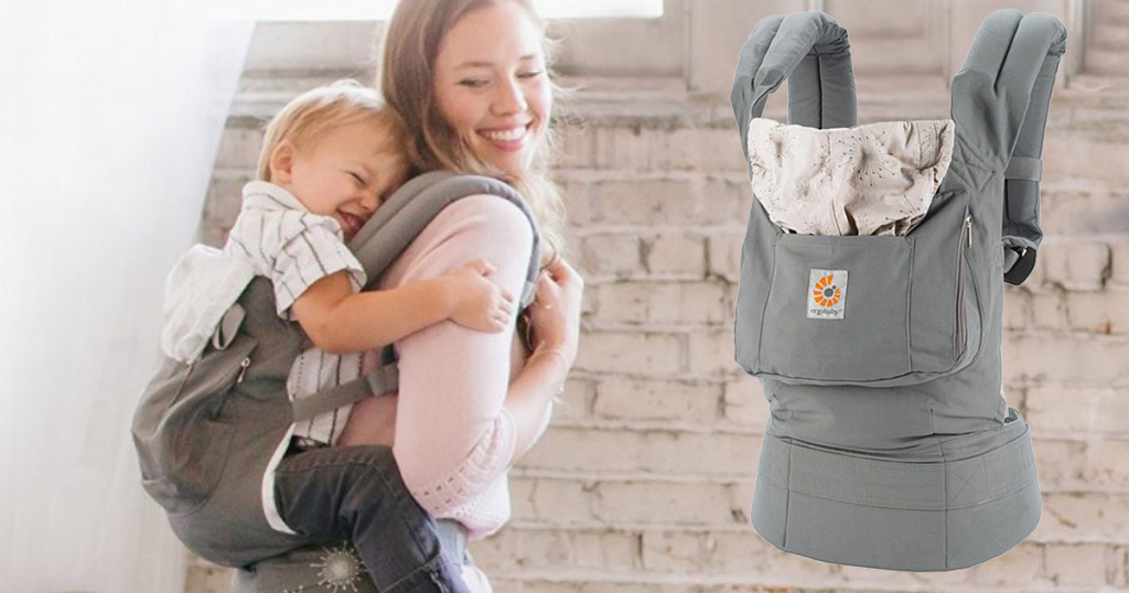 6819f75c1a1 Zulily  Ergobaby 3-Position Baby Carrier Only  58.79 (Today Only) - Hip2Save