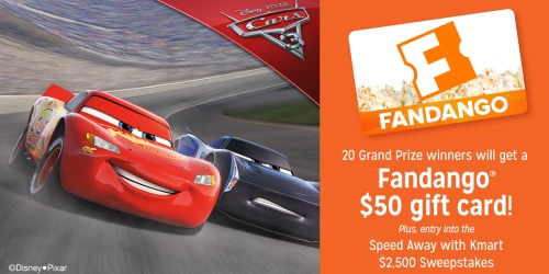 Shop Your Way Instant Win Game: Enter to Win $50 Fandango Gift Card or Shop Your Way Points