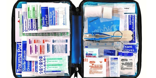 Amazon: Highly Rated First Aid Kit Only $11.59 (Regularly $26.74) – Includes 299 Pieces