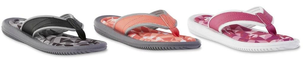 c5134d03530 Kmart  Sandals Buy 1 Get 1 for  1   Women s Memory Foam Sandals Only ...
