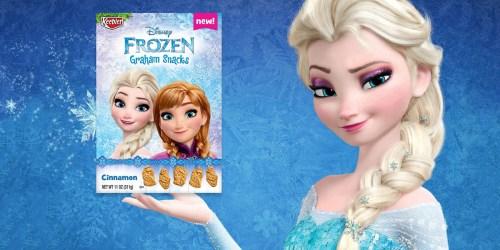 Target: 50% Off Disney Frozen Graham Snacks