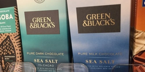 Target Shoppers! 30% Off Green & Black's Chocolate