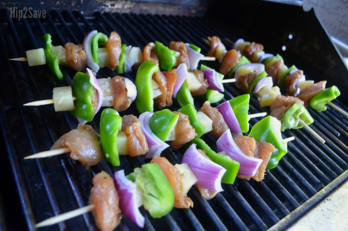 grilling recipe for kabobs
