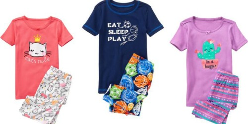 Gymboree: FREE Shipping on ALL Orders = 2-Piece PJ's & Nightgowns ONLY $7.99 Shipped + More