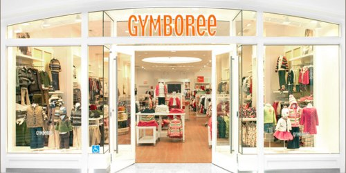 350 Gymboree Stores Are Closing! Final Sales Start TODAY – Up to 50% Off Lowest Ticket Price