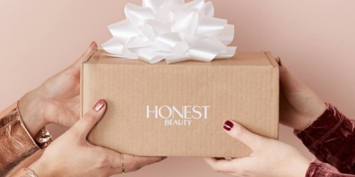 Honest Beauty Try-Me Box ONLY $5.95 Shipped (Cleanser, Cream, Primer, Blush & More)
