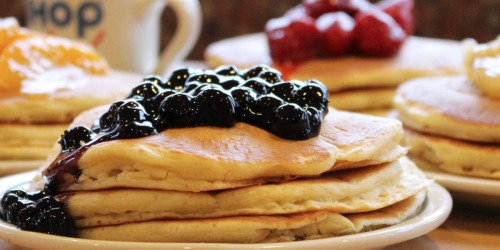 IHOP: Score Lots of FREE Pancakes (Just Join the Pancake Revolution)