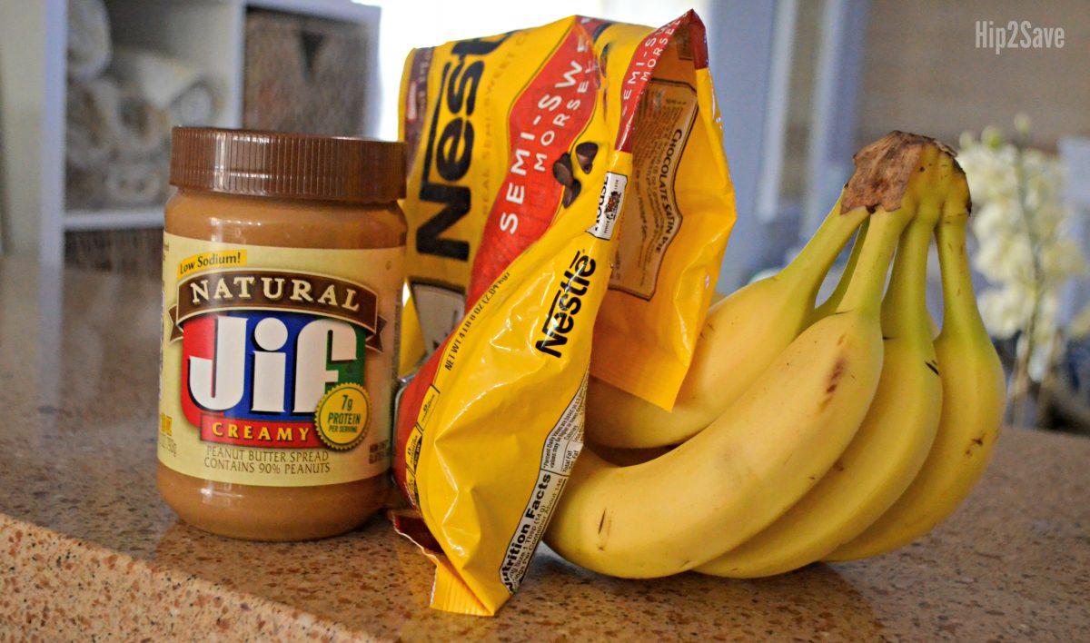 banana bites recipe ingredients