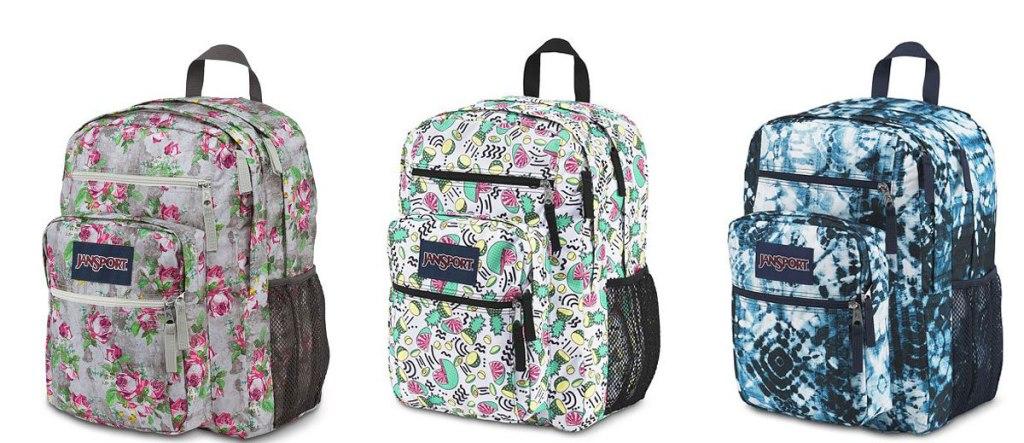 a88a7b3b60e9 Jansport Big Student Backpacks  47.99 (regularly  64) Just  38.39 after  promo code SUPERSAVER