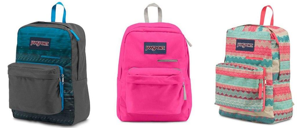 f2d8cb73b171 Kohls  Jansport Superbreak Backpacks Just  28.79 (Great Reviews + ...