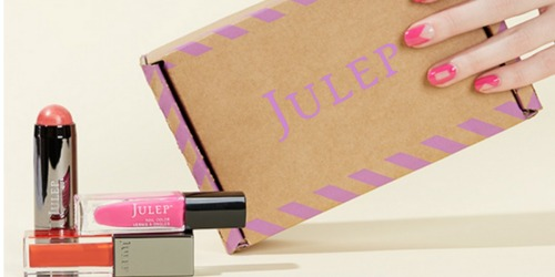 Julep Summer Beauty Box Only $3.99 Shipped ($40+ Value!) – New Members Only