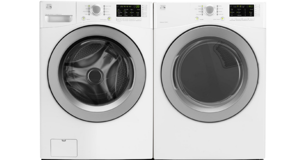 Sears Over 50 Off Select Kenmore Washer Amp Dryer Bundles