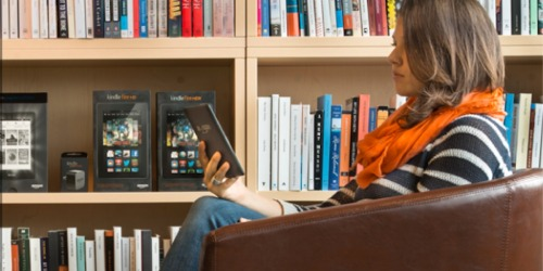 Amazon Kindle Unlimited 3 Month Subscription Only 99¢