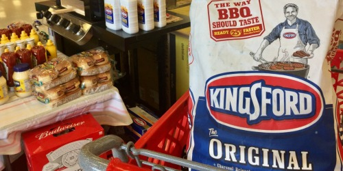 Rare $1/1 Kingsford Briquets Coupon = 15lb Bags ONLY $3.50 at Walmart & Target